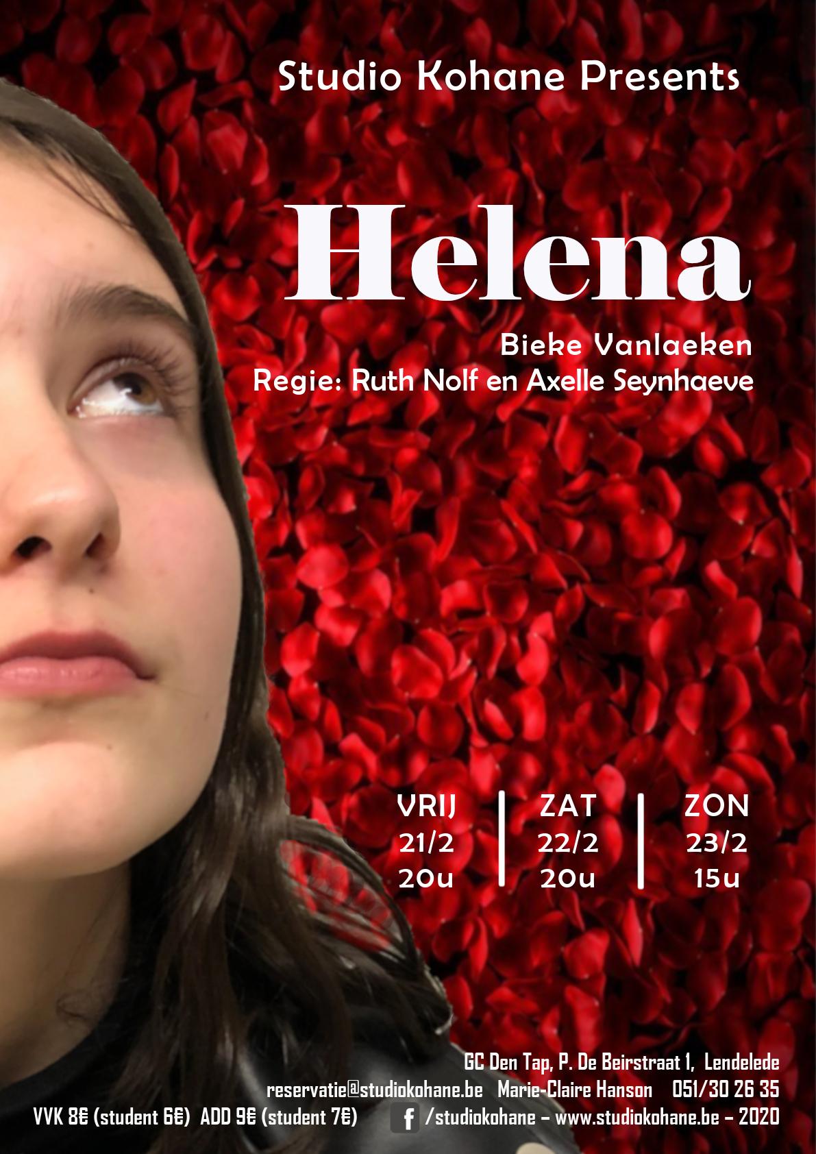 Affiche Helena